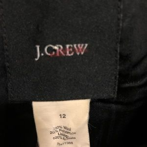 J. Crew Jackets & Coats - J. Crew women's black peacoat